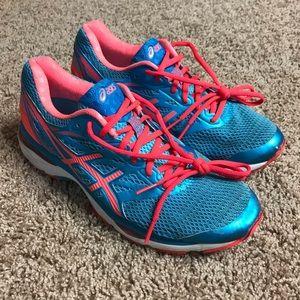 Asics Athletic Shoes Women Size 9.5 Gel Cumulus 18